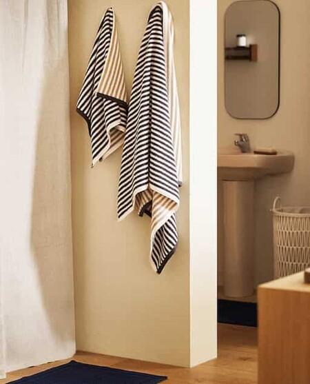 toalla rayas