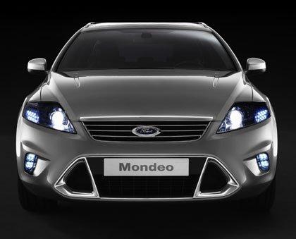 Todas las imágenes oficiales del Ford Mondeo Concept