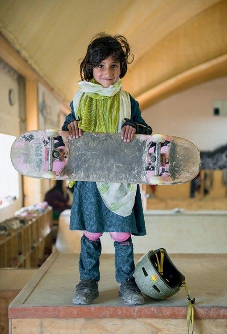Skateistan Skateboarding Girls Afghanistan Jessica Fulford Dobson 1
