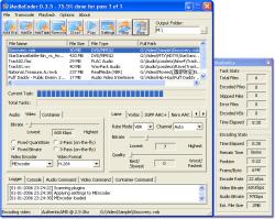 MediaCoder, el todo en uno para archivos de audio y video