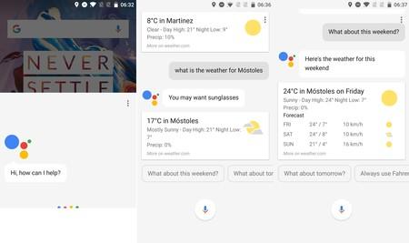 Op3 Google Assistant