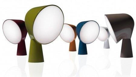 Lámpara Binic de Foscarini