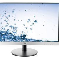 Oferta Flash: monitor FullHD de 23 pulgadas AOC por 119,99 euros y envío gratis
