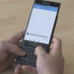Tras las decepcionantes ventas, BlackBerry recorta tímidamente el precio de la Priv