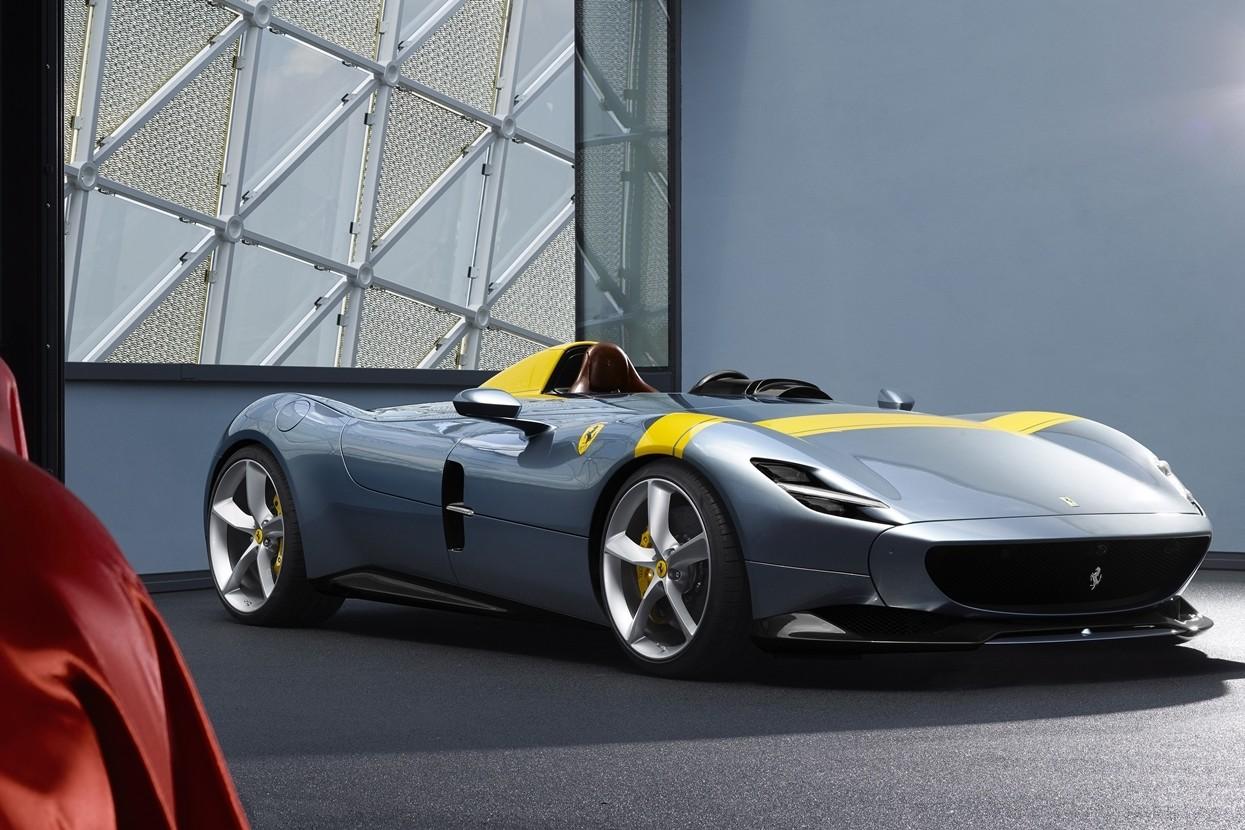 Foto de Ferrari Monza SP1 y Monza SP2 2019 (8/14)