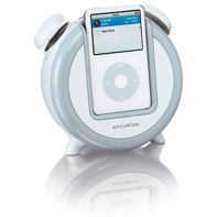 iPod Alarm Clock, Dock+Despertador