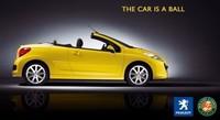 Peugeot 207 CC edición Roland Garros