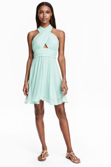 Vestido azul cielo de H&M