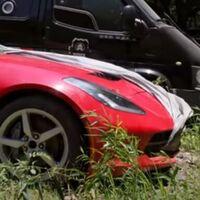 Si amas los coches, mejor no veas este vídeo de un Corvette C7, un Audi R8 o un Porsche Panamera pudriéndose en un descampado chino