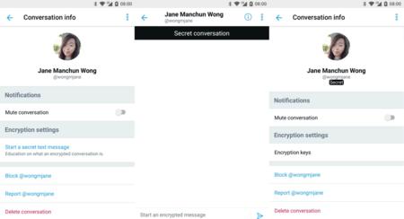 Twitter se prepara para añadir mensajes privados cifrados