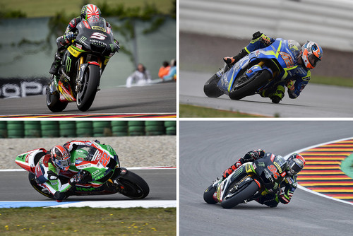Con la mitad de las carreras disputadas, así les va a los rookies de MotoGP 2017
