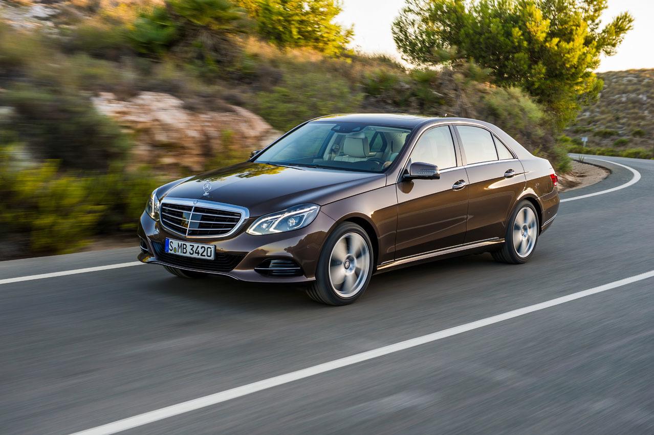 Foto de Mercedes-Benz Clase E 2013 (6/61)
