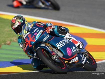 Gabor Talmacsi saldrá desde la pole en la carrera decisiva
