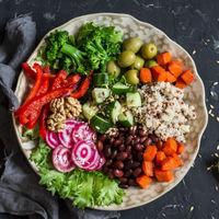 Dieta SmartFood, una propuesta basada en alimentos inteligentes que pueden proteger la salud y sumar años de vida