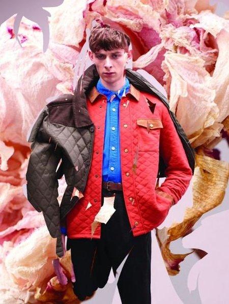 Primer look book de Topman Otoño-Invierno 2011/2012: una vez más triunfa el estilo retro