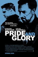 'Pride and Glory' con Edward Norton y Colin Farrell, póster y nuevo trailer