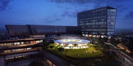 Artz Pedregal, la plaza comercial que colapsó, iba a albergar un macro edificio de 34 pisos