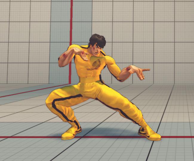 Foto de 'Street Fighter IV' mods de personajes (11/23)