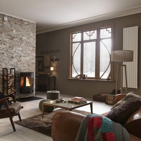 Chimeneas y estufas: todas las opciones para dar calor al hogar