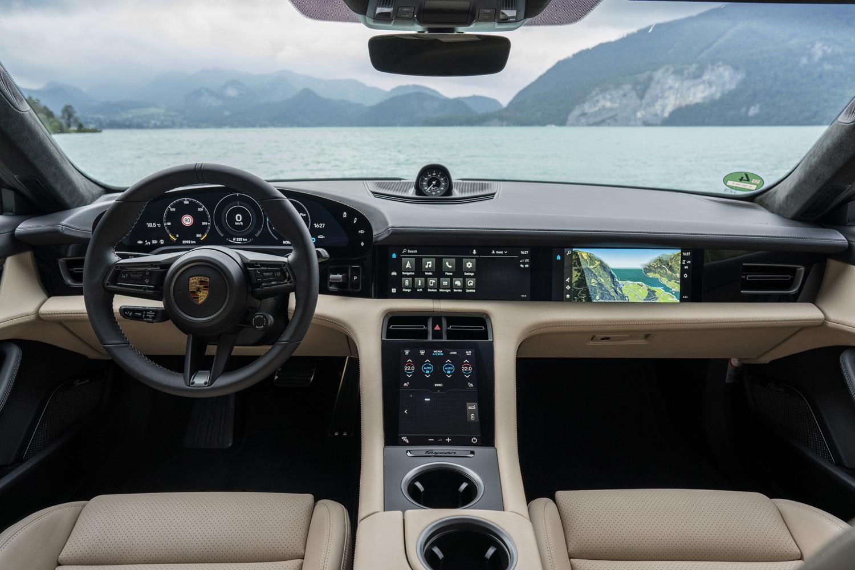 Foto de Porsche Taycan prueba contacto (95/275)