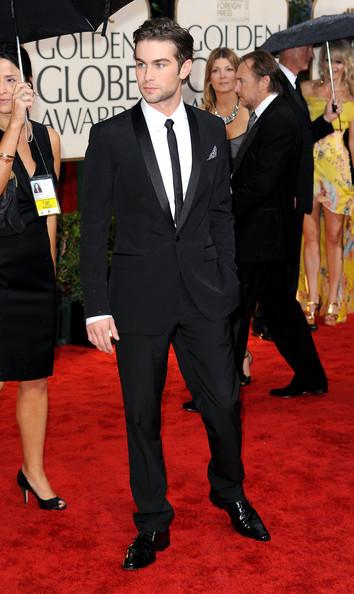 Foto de Los famosos mejor vestidos en los Globos de Oro: George Clooney, Chace Crawford, Tom Ford... (1/14)
