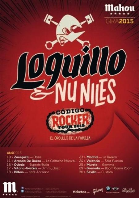Loquillo Rocker