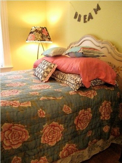 El otro dormitorio de Alicia.