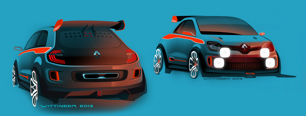 Foto de Renault Twin'Run Concept (24/49)