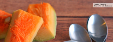 Crema de calabaza y jengibre. Receta sencilla y saludable
