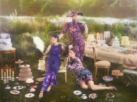 Christian Lacroix y Desigual celebran 10 años juntos con esta impresionante colección
