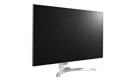 LG 32UD99-W, un interesante monitor de gama alta y gran diaginal que Amazon nos deja hoy en 135 euros menos, por 765 euros