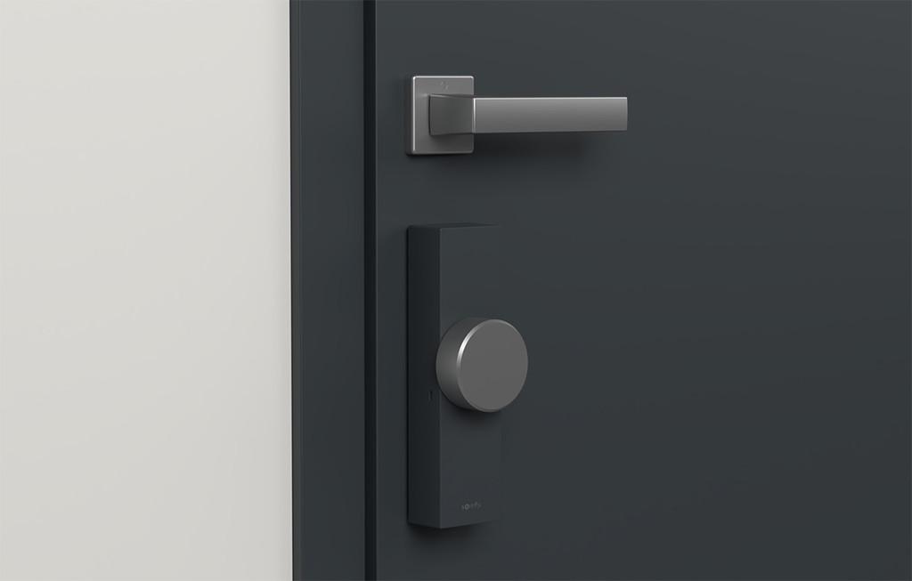 Somfy ya cuenta con nuevos dispositivos para controlar el acceso a casa: la cerradura Door Keeper y el portero Connected Doorphone