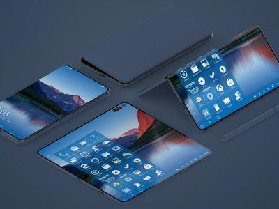 ¿Con ganas de conocer los nuevos teléfonos de Microsoft? Este concepto, aunque aún lejano, nos deja la boca hecha agua