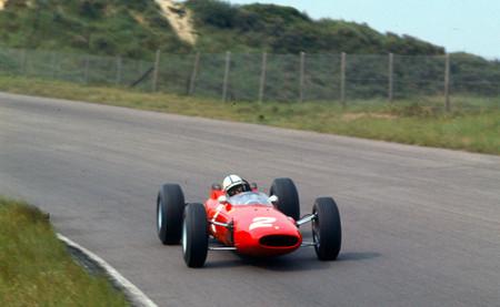 Ferrari y sus tres motores de 1964