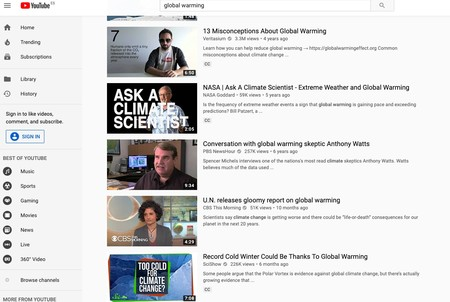 Window Y Global Warming Youtube