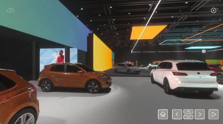 Volkswagen Salón de Ginebra Virtual