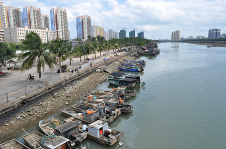 Haidian River