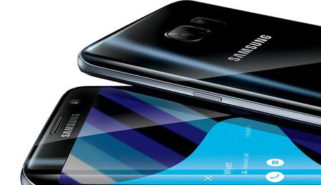 Aparecen las primeras imágenes del nuevo negro del Galaxy S7 Edge