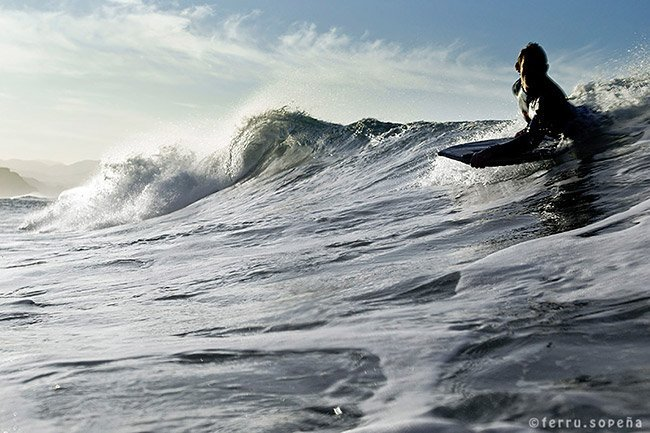 Surf, de Ferru Sopeña