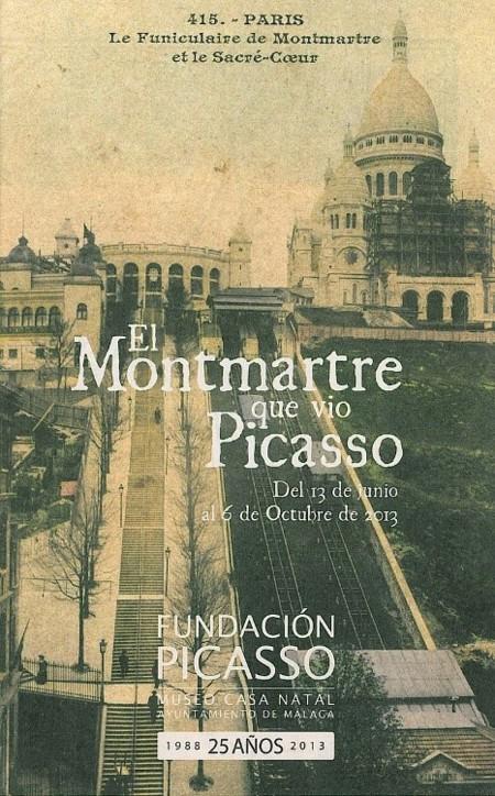 Revive el Montmartre que vio Picasso en su Museo Casa Natal de Málaga