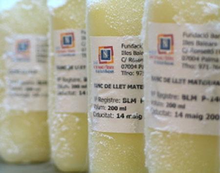 El Servicio Extremeño de Salud creará un banco de leche materna