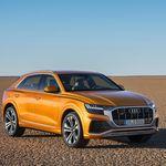 Audi Q8, un nuevo líder en la marca en los tiempos del SUV