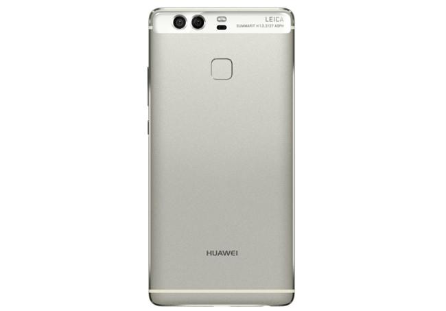 Huawei P9 Filtrado Back Portada
