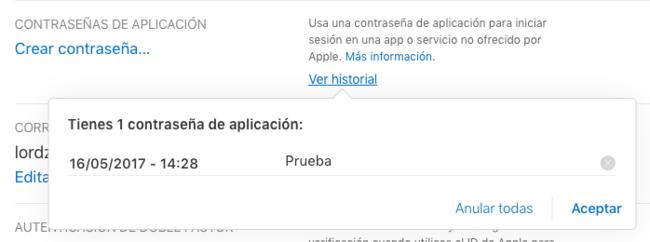 Contrasena Aplicacion Apple™ Id 3