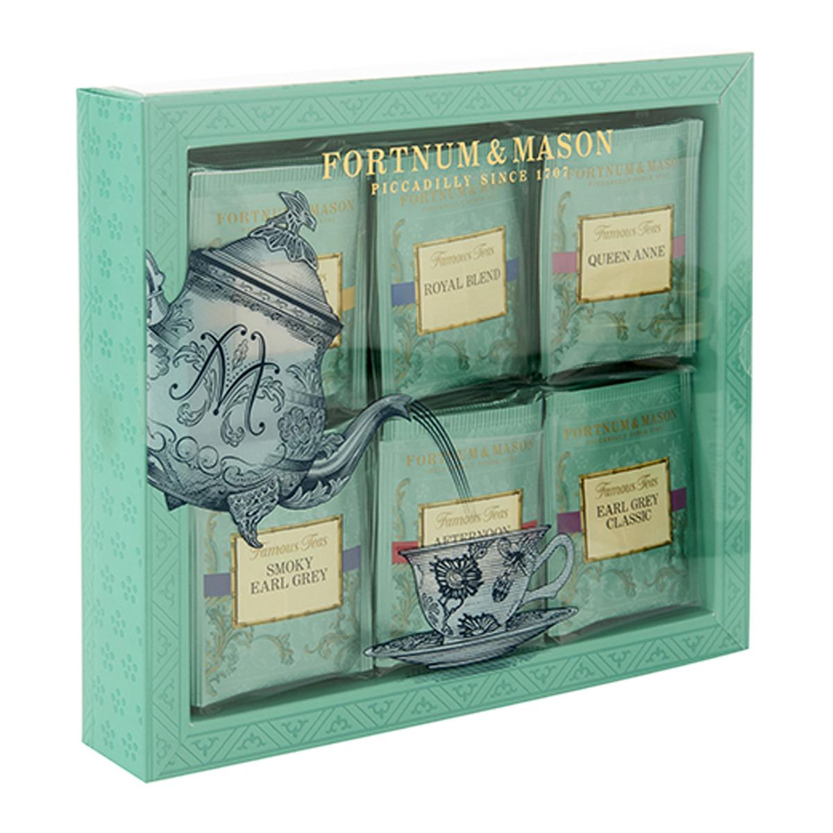Selección de tés Fortnum's Famous Tea Fortnum & Mason