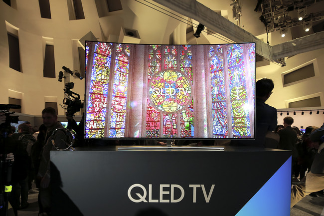 QLED de Samsung