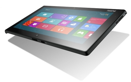 El ThinkPad Tablet 2 de Lenovo se pone la etiqueta del precio