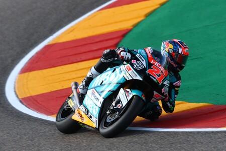 Di Giannantonio Aragon Moto2 2020