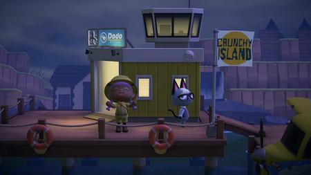 Crunchy Island es un canal que organiza carreras de laberintos en Animal Crossing y es lo más cercano a un eSport de este juego