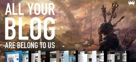 Sueños de videojuegos, realidad virtual y el multijugón. All Your Blog Are Belong To Us (CCXLII)